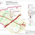 Схема транспортной инфраструктуры